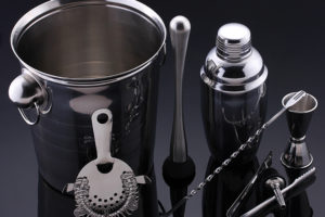 Stainless-Steel-Value-Bar-Sets-8-pcs-with-Cocktail-Shaker-Strainer-Measure-Jigger-Stirring-Spoon-Muddler